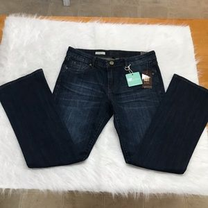 Kut from the Kloth Highrise Bootcut Jeans